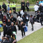 Immigration Protest House Of Assembly Bermuda, March 4 2016-9