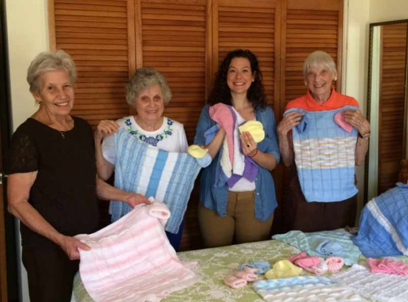 Knitting and DHL Press release - March 2016-1
