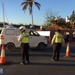 Protesters On East Broadway Bermuda Mar 1 2016 (1)