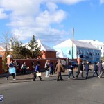 Protesters On East Broadway Bermuda Mar 1 2016 (33)