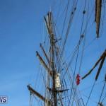 Sailing Vessel Roald Amundsen St. George's Bermuda, March 19 2016-10