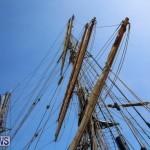 Sailing Vessel Roald Amundsen St. George's Bermuda, March 19 2016-11