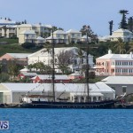 Sailing Vessel Roald Amundsen St. George's Bermuda, March 19 2016-18