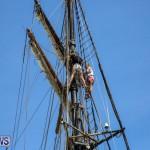 Sailing Vessel Roald Amundsen St. George's Bermuda, March 19 2016-2