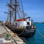 Sailing Vessel Roald Amundsen St. George's Bermuda, March 19 2016-4