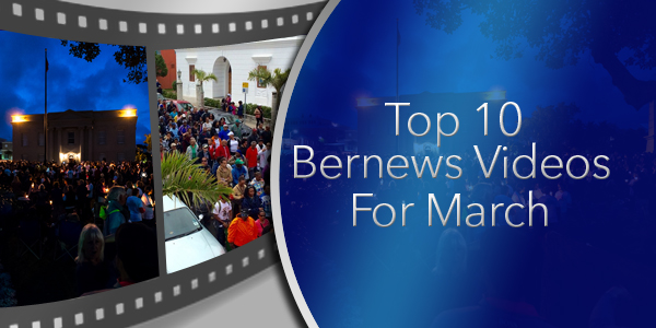 Top 10 Most Views Videos 2016 March