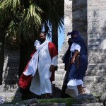 Walk To Calvary Reenactment Bermuda March 25 2016 (13)