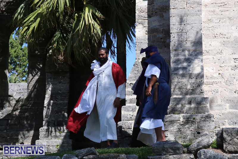 Walk-To-Calvary-Reenactment-Bermuda-March-25-2016-13