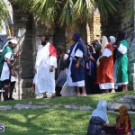 Walk To Calvary Reenactment Bermuda March 25 2016 (17)