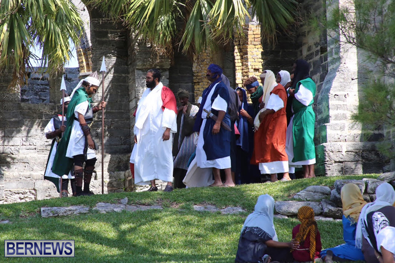 Walk-To-Calvary-Reenactment-Bermuda-March-25-2016-17