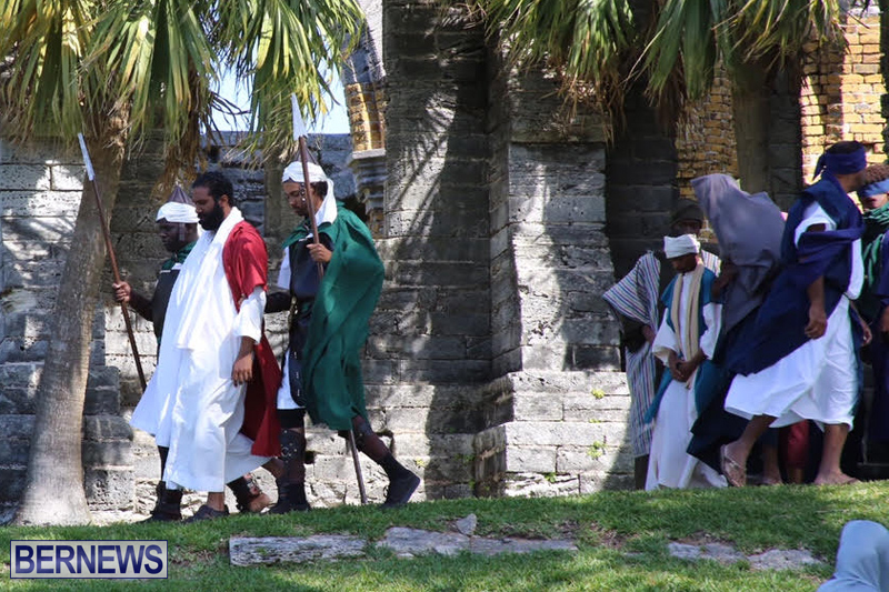 Walk-To-Calvary-Reenactment-Bermuda-March-25-2016-20