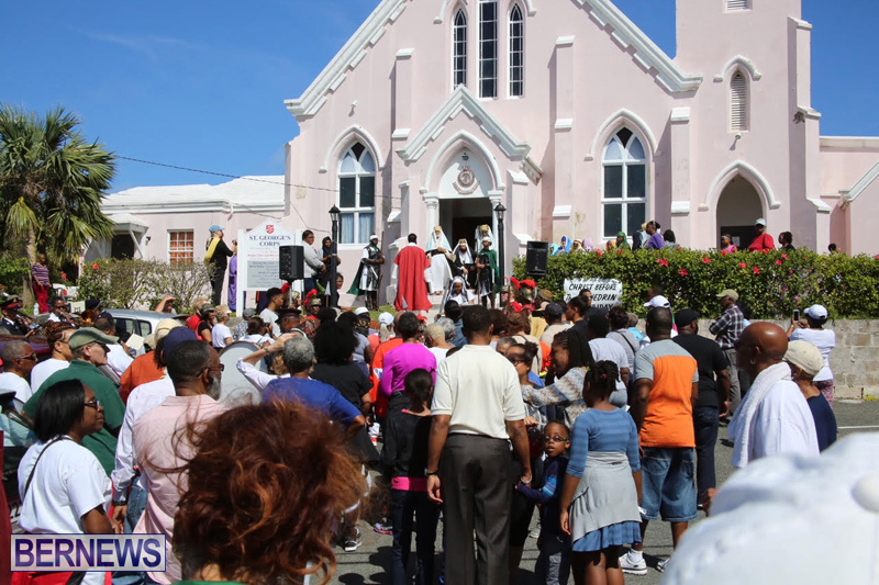 Walk-To-Calvary-Reenactment-Bermuda-March-25-2016-22