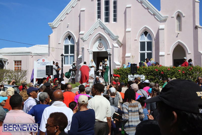 Walk-To-Calvary-Reenactment-Bermuda-March-25-2016-23