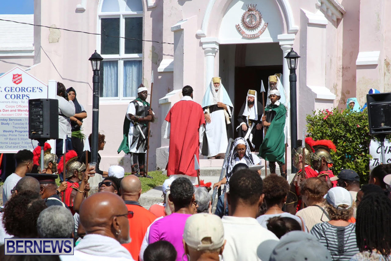 Walk-To-Calvary-Reenactment-Bermuda-March-25-2016-24