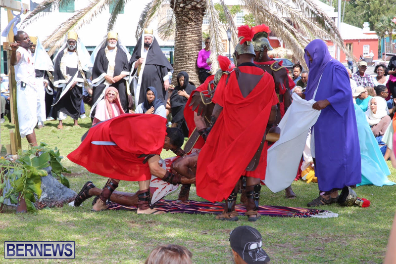 Walk-To-Calvary-Reenactment-Bermuda-March-25-2016-27