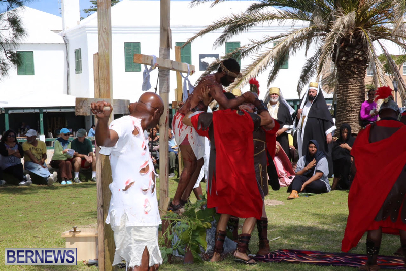 Walk-To-Calvary-Reenactment-Bermuda-March-25-2016-29