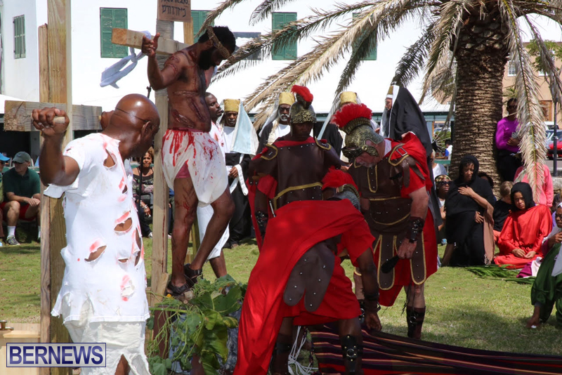 Walk-To-Calvary-Reenactment-Bermuda-March-25-2016-31