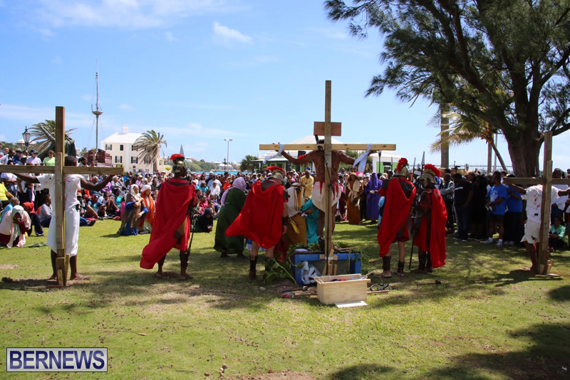 Walk-To-Calvary-Reenactment-Bermuda-March-25-2016-34