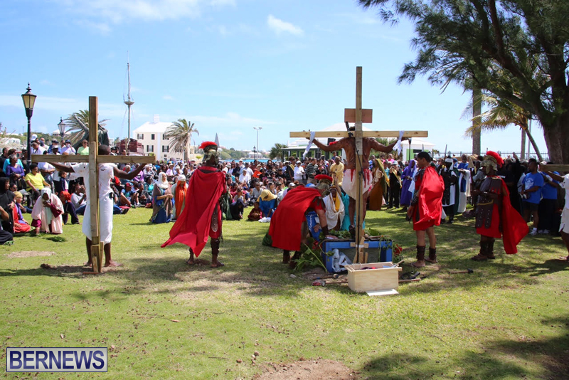 Walk-To-Calvary-Reenactment-Bermuda-March-25-2016-35