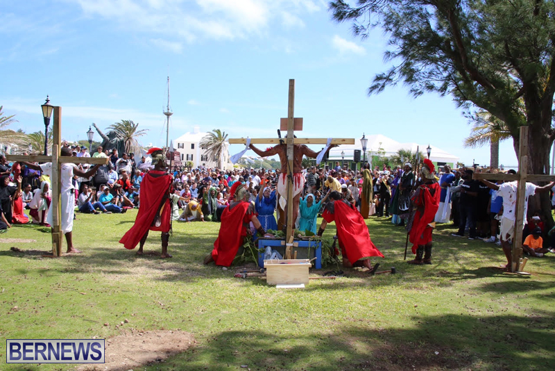 Walk-To-Calvary-Reenactment-Bermuda-March-25-2016-37