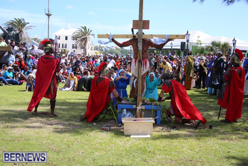 Walk-To-Calvary-Reenactment-Bermuda-March-25-2016-38