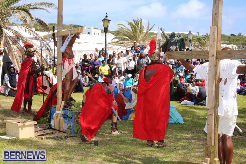 Walk-To-Calvary-Reenactment-Bermuda-March-25-2016-41