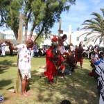 Walk To Calvary Reenactment Bermuda March 25 2016 (44)