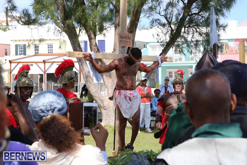 Walk-To-Calvary-Reenactment-Bermuda-March-25-2016-45