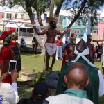 Walk To Calvary Reenactment Bermuda March 25 2016 (48)