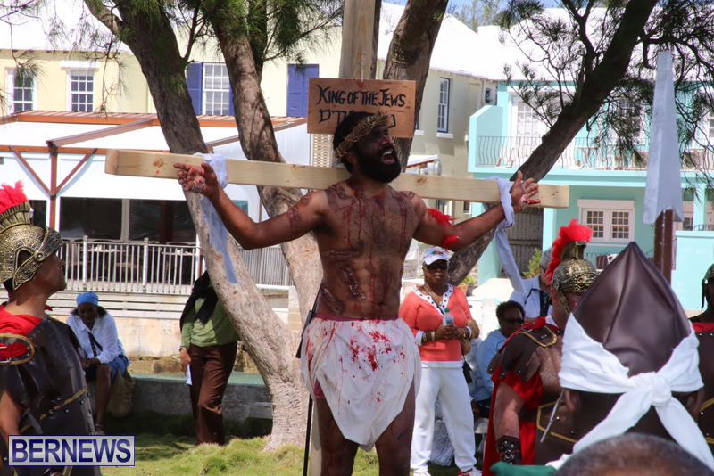 Walk-To-Calvary-Reenactment-Bermuda-March-25-2016-49