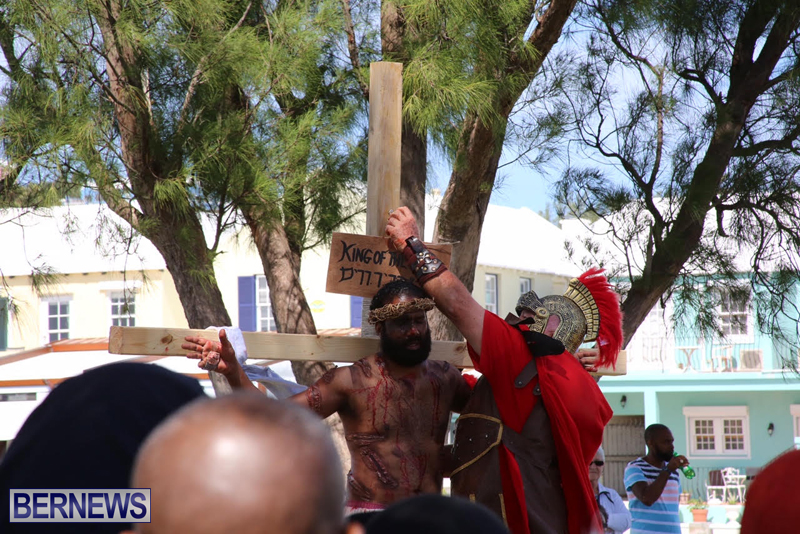 Walk-To-Calvary-Reenactment-Bermuda-March-25-2016-50