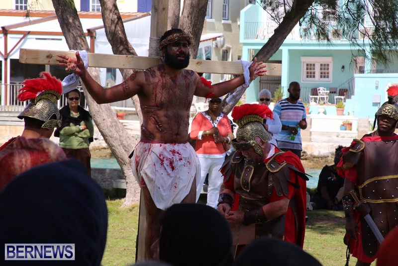 Walk-To-Calvary-Reenactment-Bermuda-March-25-2016-51
