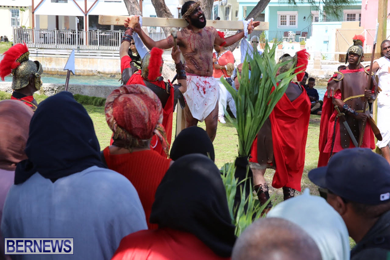 Walk-To-Calvary-Reenactment-Bermuda-March-25-2016-52