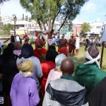 Walk To Calvary Reenactment Bermuda March 25 2016 (53)