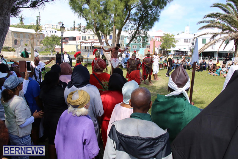 Walk-To-Calvary-Reenactment-Bermuda-March-25-2016-53
