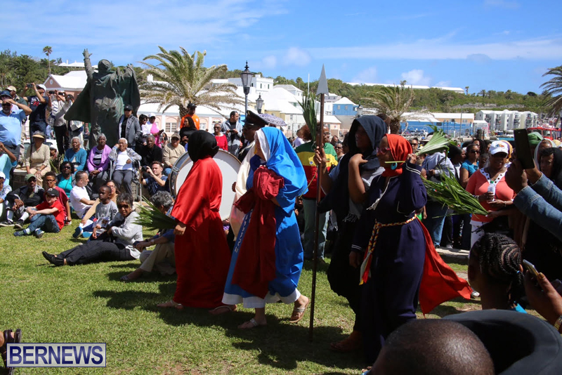 Walk-To-Calvary-Reenactment-Bermuda-March-25-2016-55