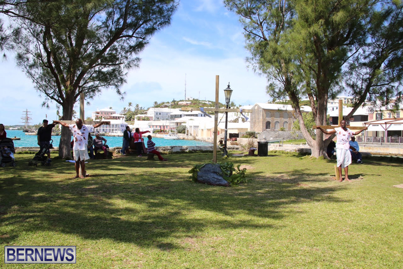 Walk-To-Calvary-Reenactment-Bermuda-March-25-2016-56