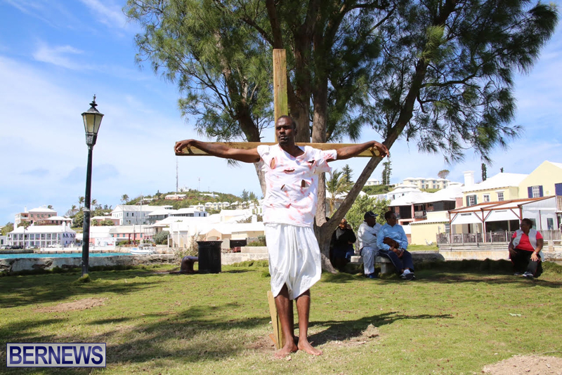 Walk-To-Calvary-Reenactment-Bermuda-March-25-2016-58
