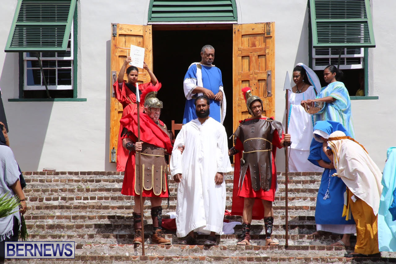 Walk-To-Calvary-Reenactment-Bermuda-March-25-2016-63