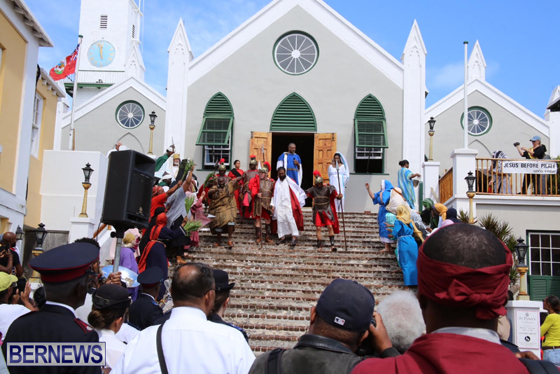 Walk-To-Calvary-Reenactment-Bermuda-March-25-2016-68