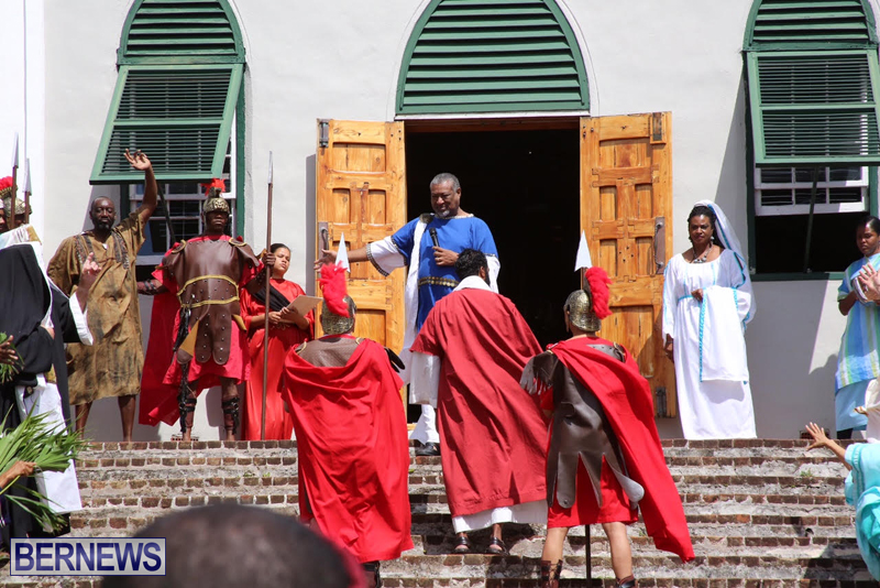 Walk-To-Calvary-Reenactment-Bermuda-March-25-2016-71