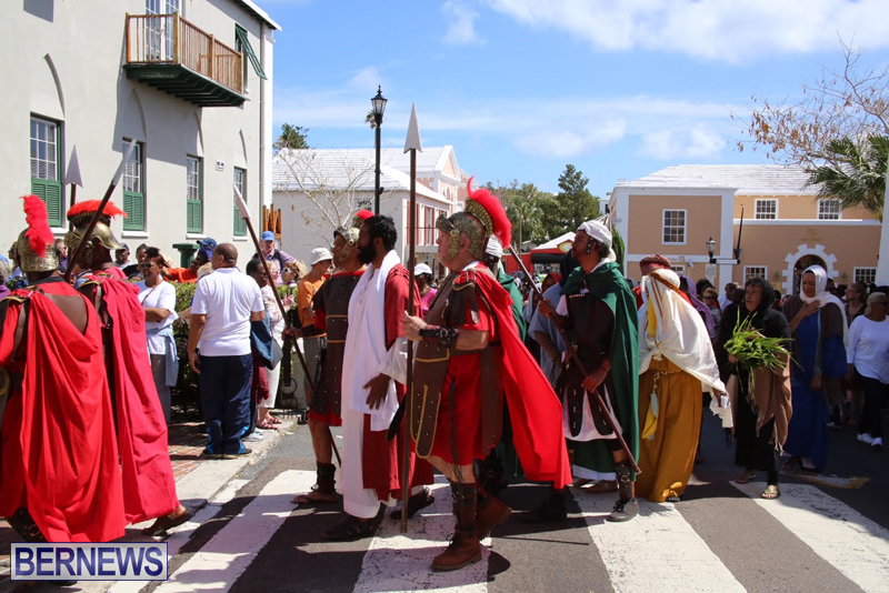 Walk-To-Calvary-Reenactment-Bermuda-March-25-2016-86