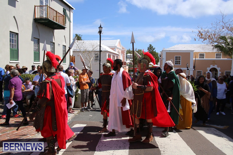 Walk-To-Calvary-Reenactment-Bermuda-March-25-2016-87