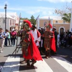 Walk To Calvary Reenactment Bermuda March 25 2016 (89)
