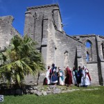 Walk To Calvary Reenactment Bermuda March 25 2016 (9)