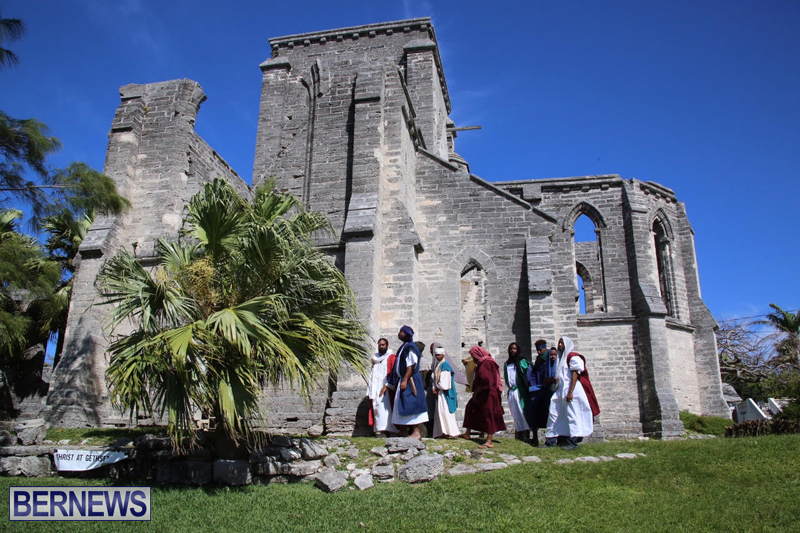 Walk-To-Calvary-Reenactment-Bermuda-March-25-2016-9