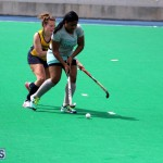 Women's Hockey Canaries Vs Budgies Bermuda March 17 2016 (16)