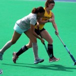 Women's Hockey Canaries Vs Budgies Bermuda March 17 2016 (17)