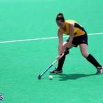 Women's Hockey Canaries Vs Budgies Bermuda March 17 2016 (19)