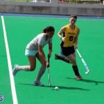 Women's Hockey Canaries Vs Budgies Bermuda March 17 2016 (3)